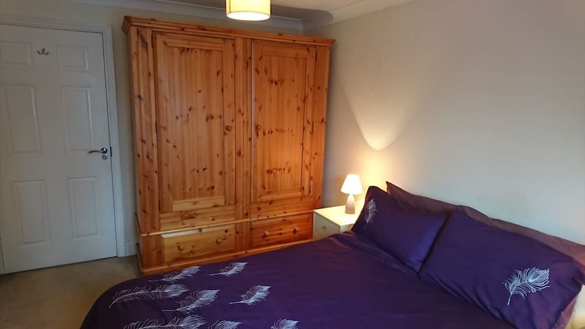 Nice sized Clean double room