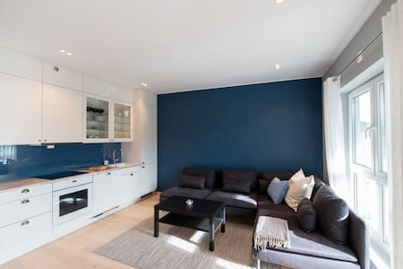 Moderne leilighet 20min fra Oslo