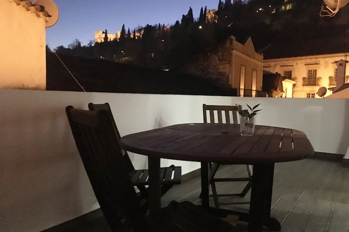 Castle, Terrace & Relax