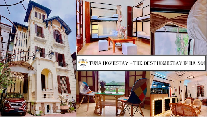 Tuna homestay ( Eco-friendly )