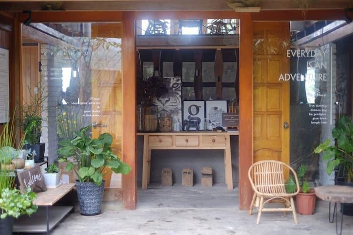 Opal house,Ta Van,Sa Pa,Double room 4-Moutain view