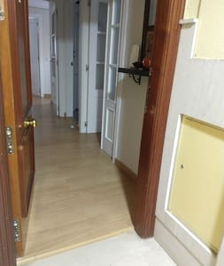 entrada del piso