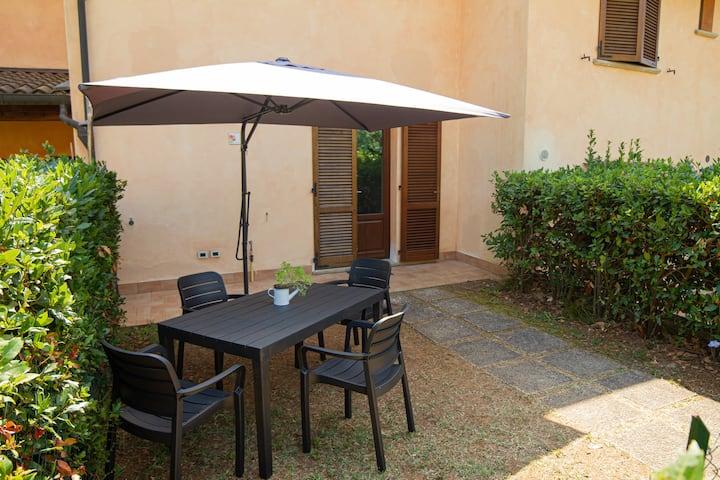 Relax in campagna a due passi dalla Costa Etrusca