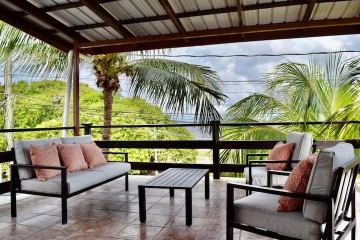 Best sea view in Belize City.