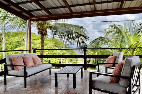 "Best sea view in Belize City.""Gold Standars"""