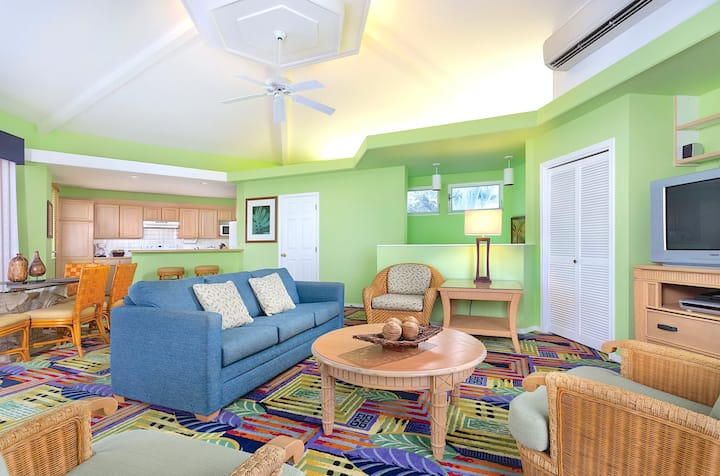 Cheerful 1 Bedroom Suite along the Kona Coast