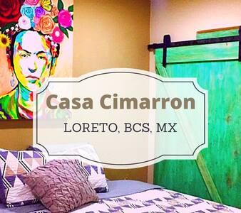 Casa Cimarron