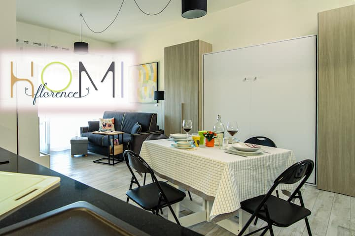 Homi: Comforts and Quality, WIFI, Heating, P, Tram