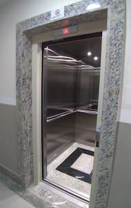 elevador para melhor acessibilidade