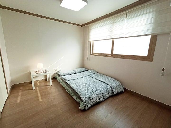 [201호] 포항 깨끗한집 (방2개)