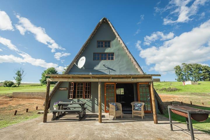 Penwarn Farm Lodge - Kingfisher Cottage