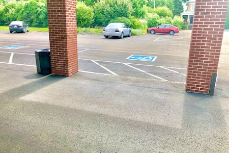 Handicapped Parking Available