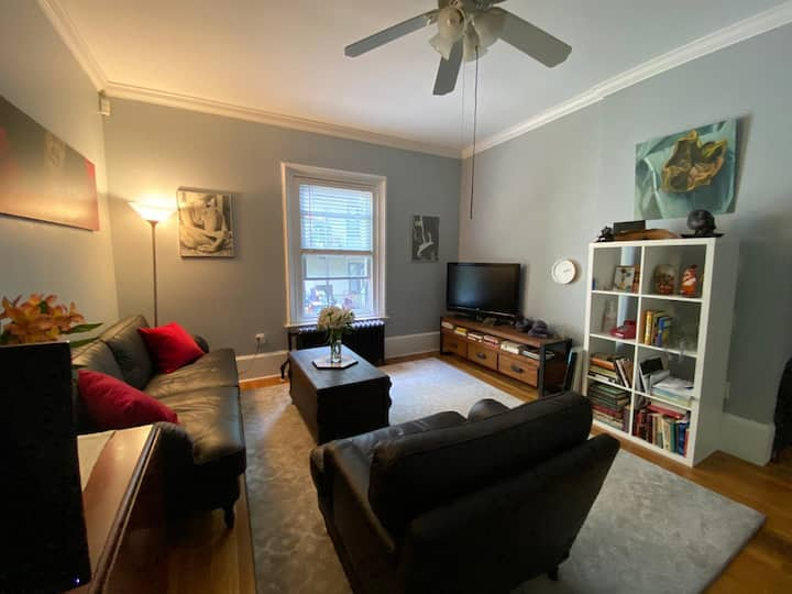Spacious Egleston Square 2 bedroom (dog friendly)