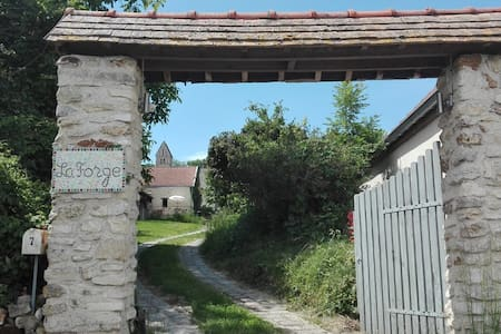 La Forge - Bed & Breakfast - Woods & Vineyards (1)