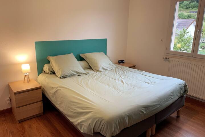 Chambre   1 Lit 180 x 200