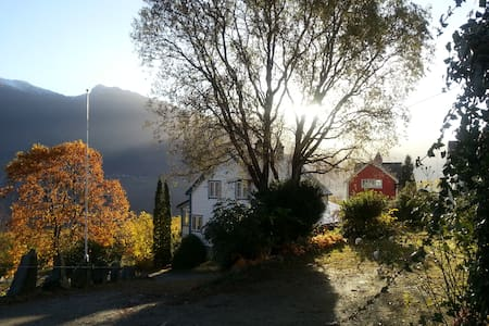Great holiday house, spacious and cosy - near Odda