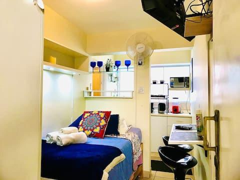 Private micro studio apartment in Miraflores