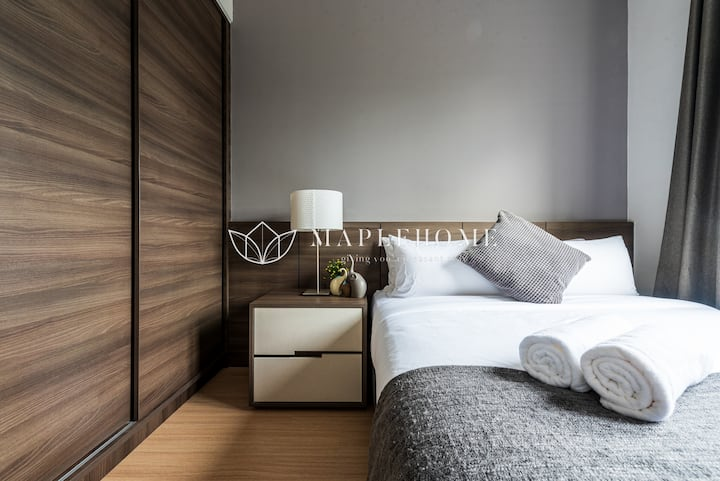 Deluxe 2BR Suite @Windmill 5mins to GPO/Cable Car