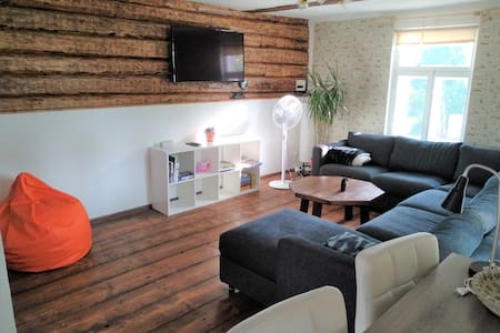 Cozy home with sauna in downtown Võru