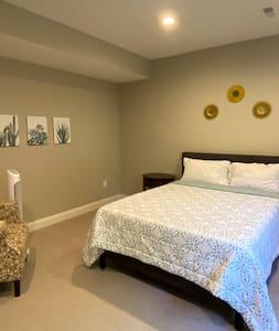Beautiful welcoming space