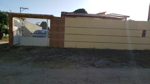 Casa de praia em Aratuba.