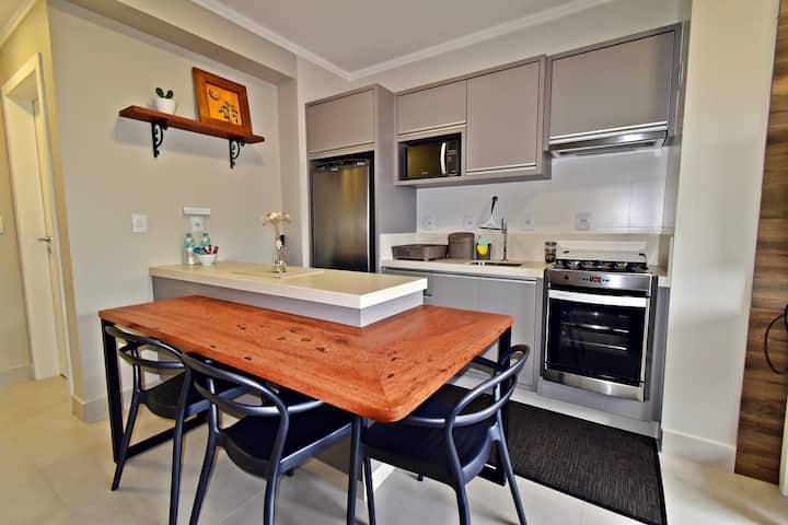 Residencial Casa Flora -  apto 204