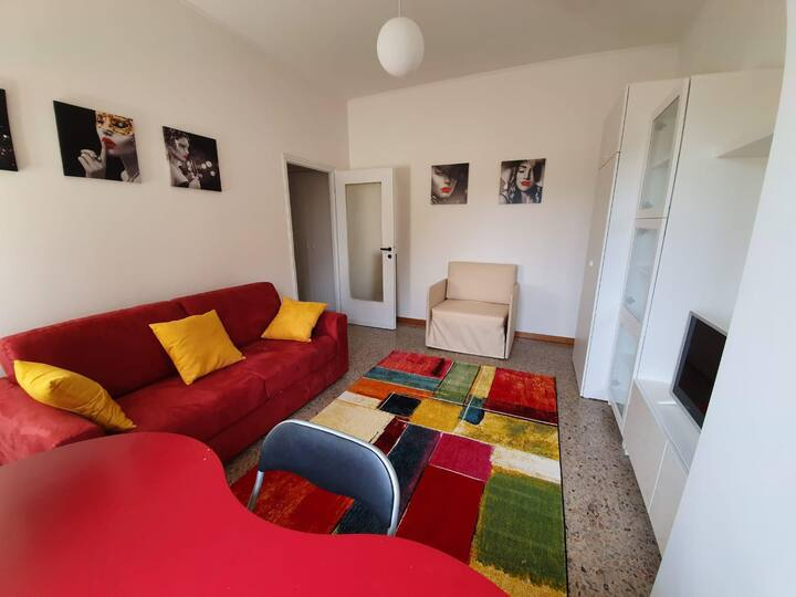 Modern, very confortable apartment in Citta Studi