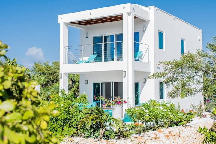 Beach villa | 250 steps to Grace Bay beach | Pool
