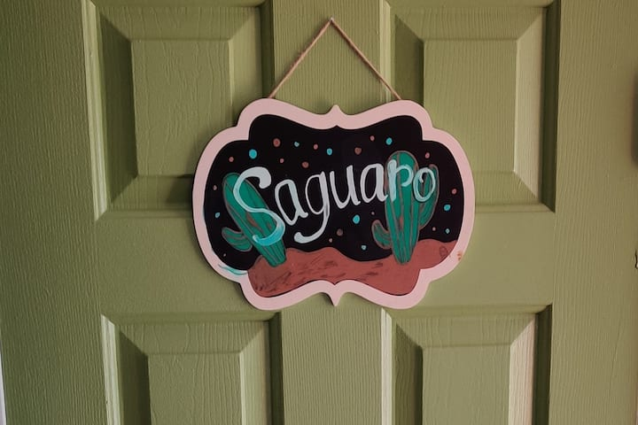 Saguaro Room - The Edible Garden