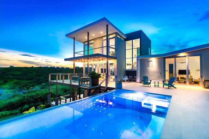 Culebra Sunrise Villa