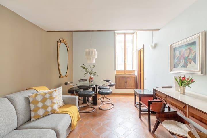 Living Room/ Soggiorno