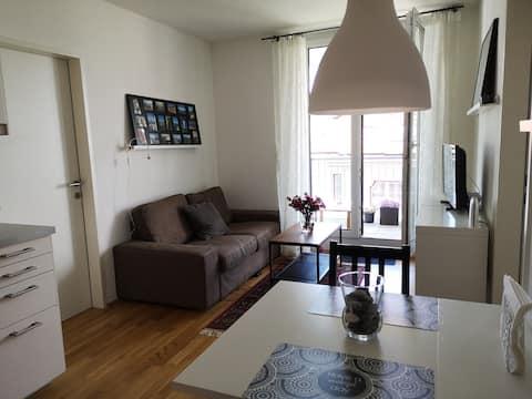 Schicke 3-Zimmerwohnung im Zentrum von Kufstein