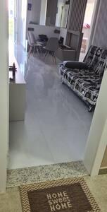 entrada apartamento