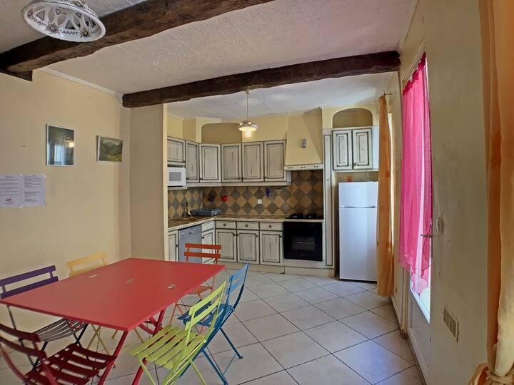 Réf LS454, maison de village rue marcel cerdan