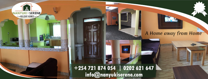 Nanyuki Serene Holiday Homes in Kenya
