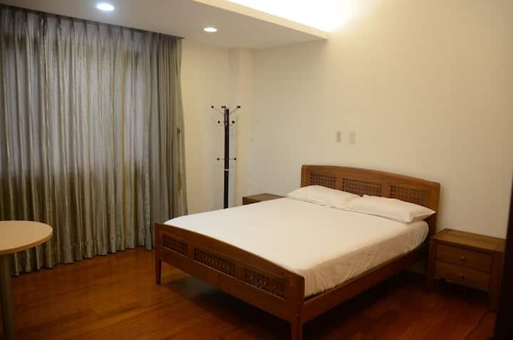 獨立房間(private room),10分鐘捷運永安市場站,鄰近永和四號公園/國立中央圖書館 2A