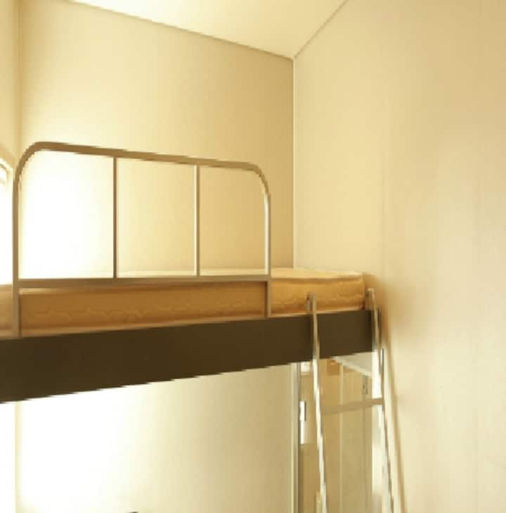 [월렌트특가] Getty house Small room - 2types