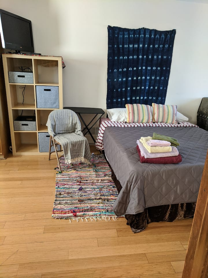 Sangha Suite at Ile Alafia- House of Well-being