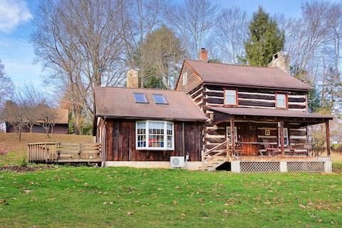 Historic Cooper's Cabin