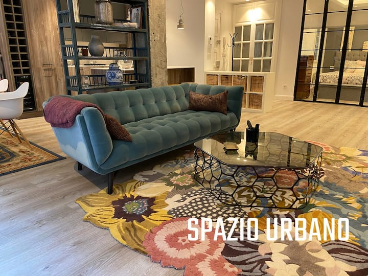 110M2  Apartment  Close To Guggenheim with Parking