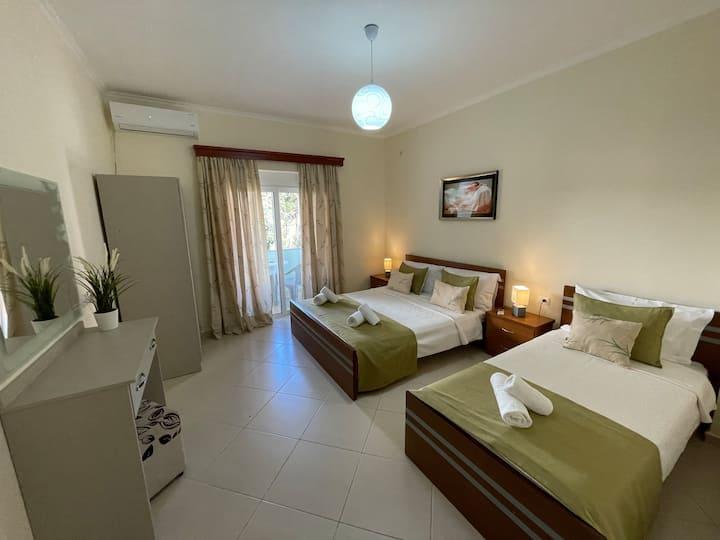 Apartment with Balcony  Relax Apts Saranda 110