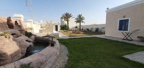 Mooie villa in het hart van het eiland van dromen