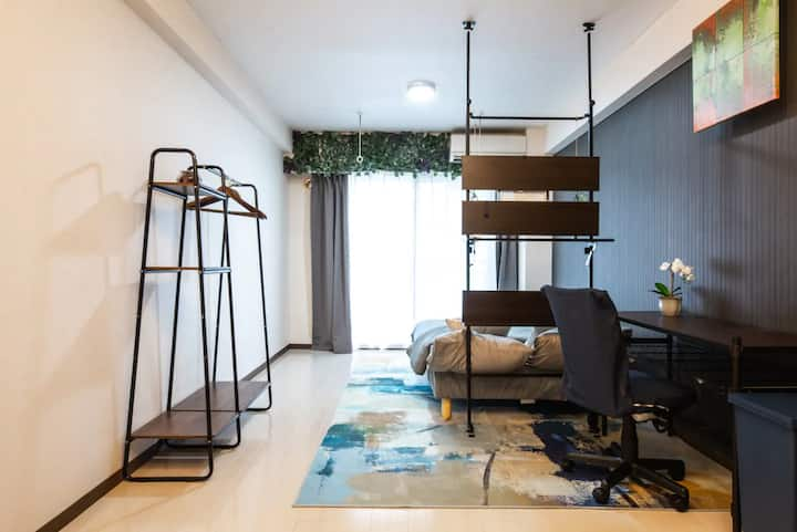 Artistic Apt by Tokyo Tower! 45% off Monthly