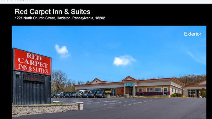 Red Carpet Inn Hazleton