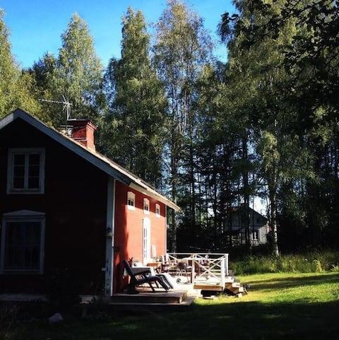 Nice cottage in Bergslagen