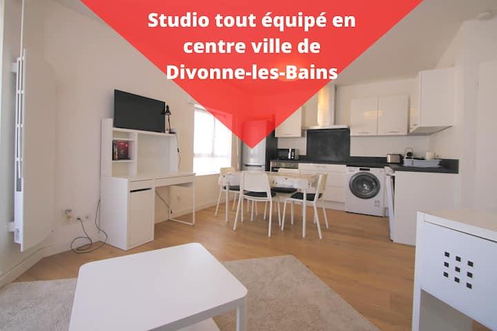 ❤❤❤Charmant studio rénové & tout équipé❤❤❤