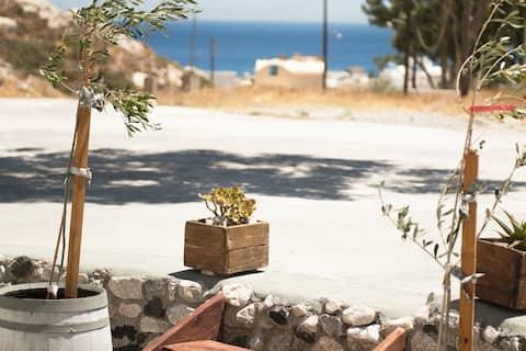 Santorini Sigala Studios (3) near to black beach!