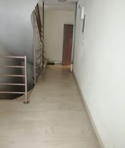 διάδρομος εισόδου