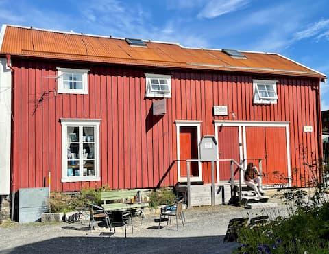 STALLEN - Kulturverkstedet Sjøgata in the city centre