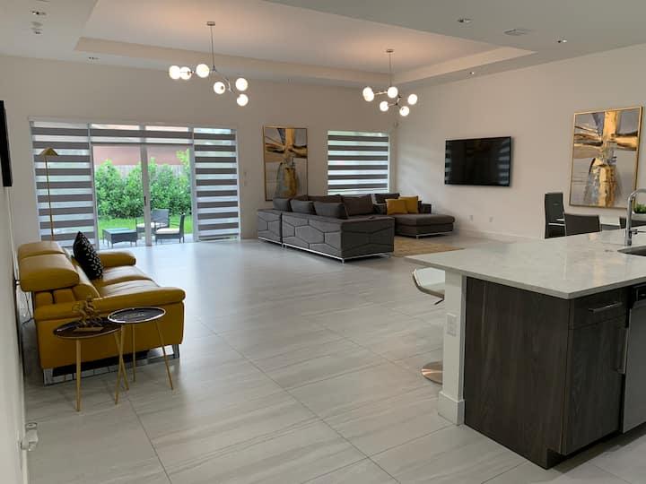 Luxury-design House